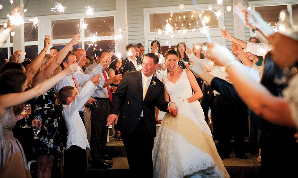 Saratoga Wedding