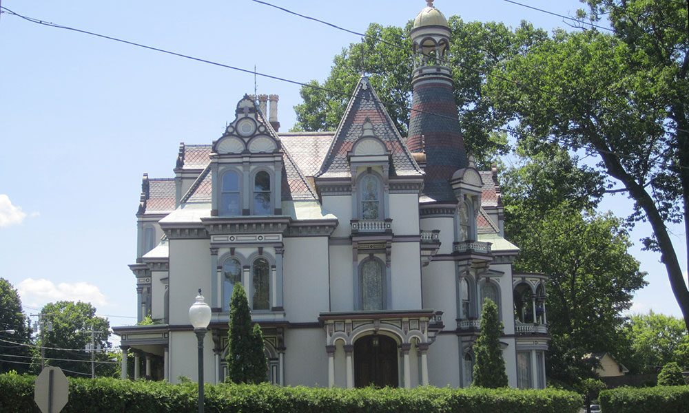Batcheller Mansion
