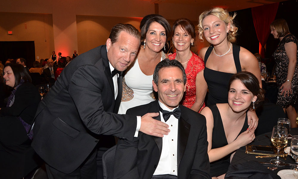 Saratoga Fire + Ice Gala