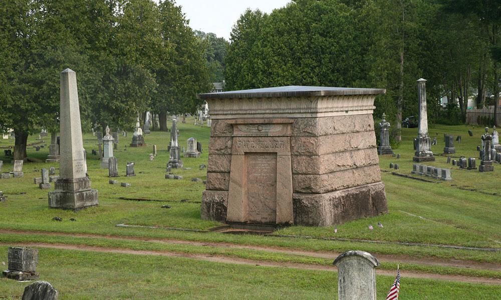 Saratoga Graves