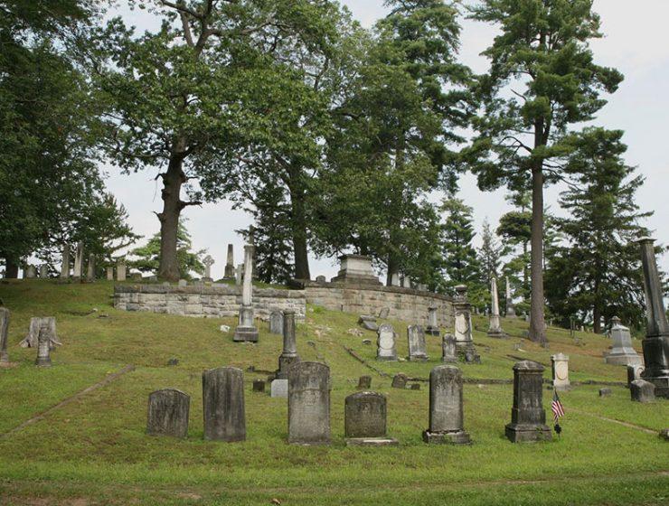 Saratoga Ghosts