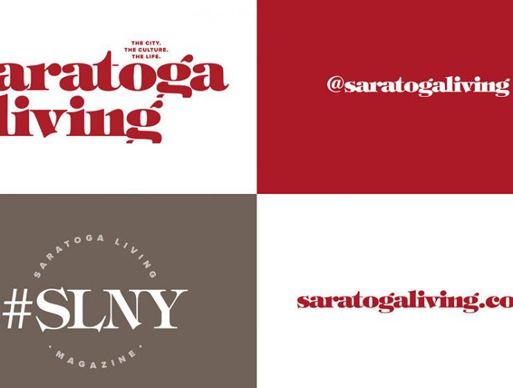 Saratoga Living Branding