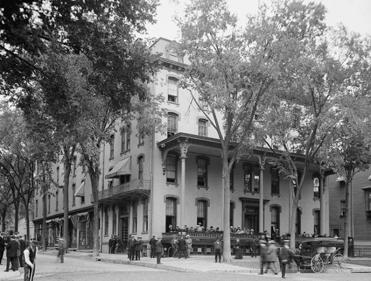 Worden Hotel Saratoga