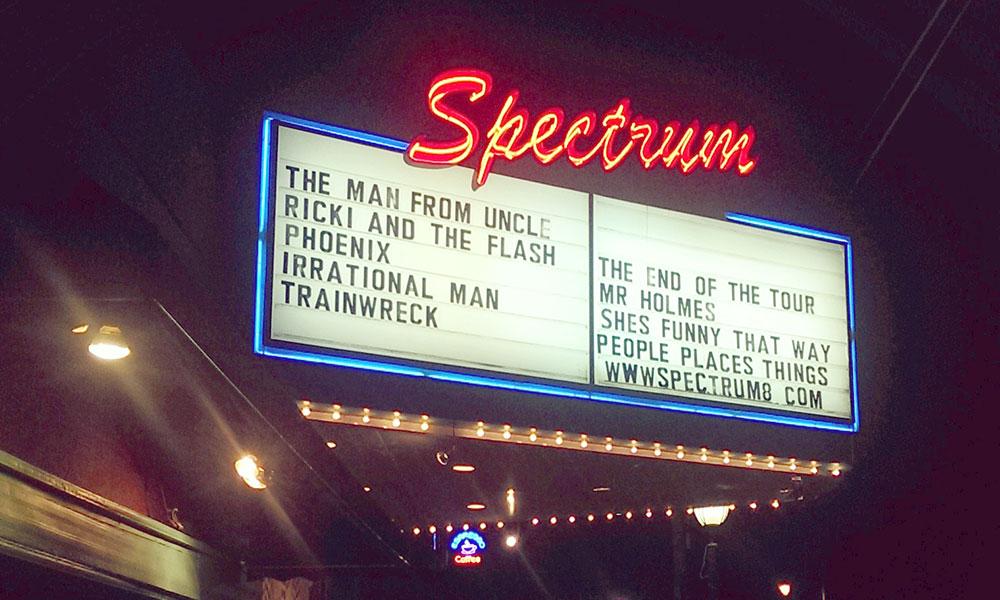 The Spectrum in Albany
