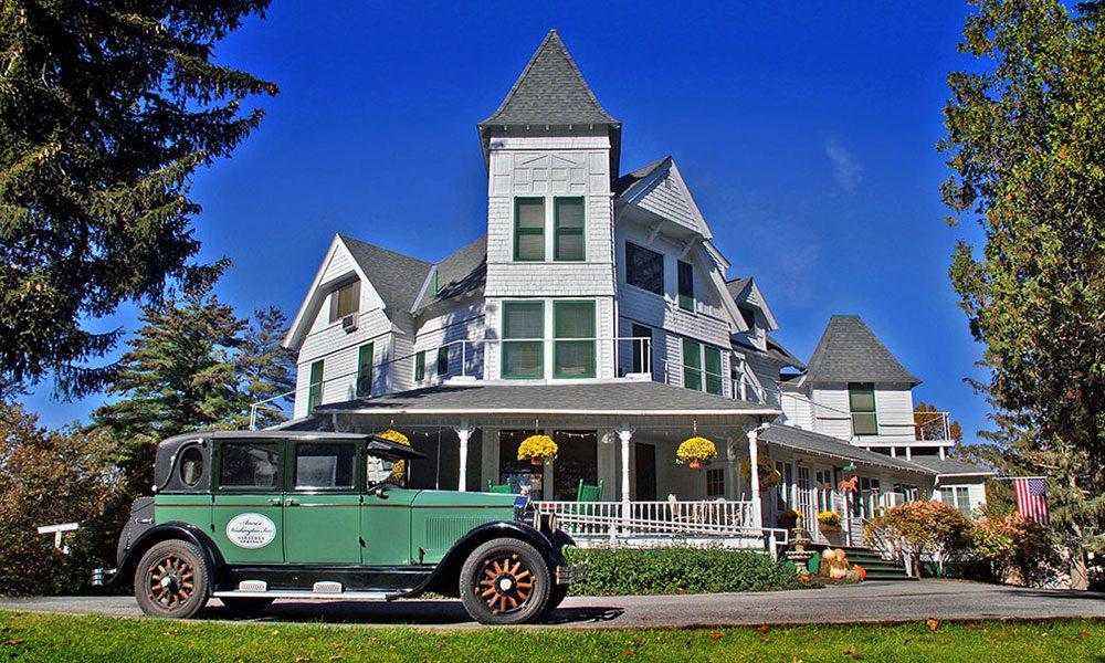 Anne's Washington Inn