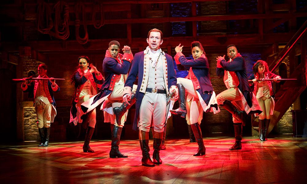 Hamilton at Proctors Theatre