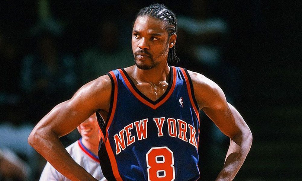 pick up 3678c 54f69 Latrell Sprewell: Ex-New York Knicks, Golden State Warriors ...