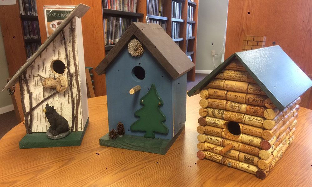 Birdhouse Competition