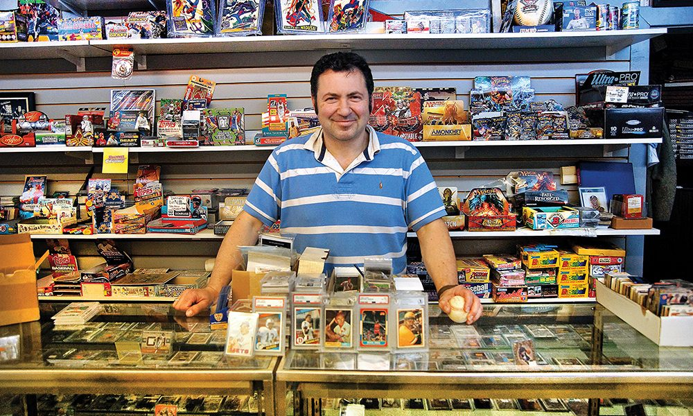 Als House Of Sports Cards In Schenectady Is A Collectors American