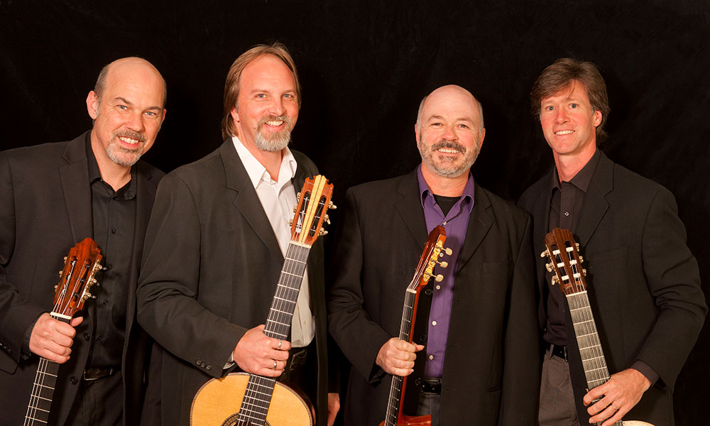 Finger Lakes Guitar Quartet