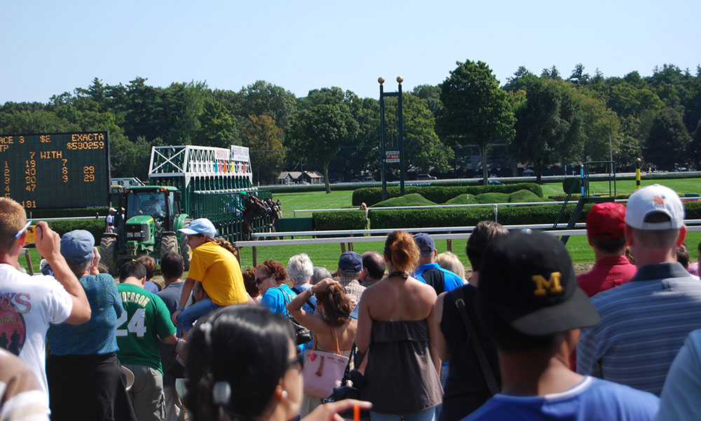 Saratoga Race Course Jobs