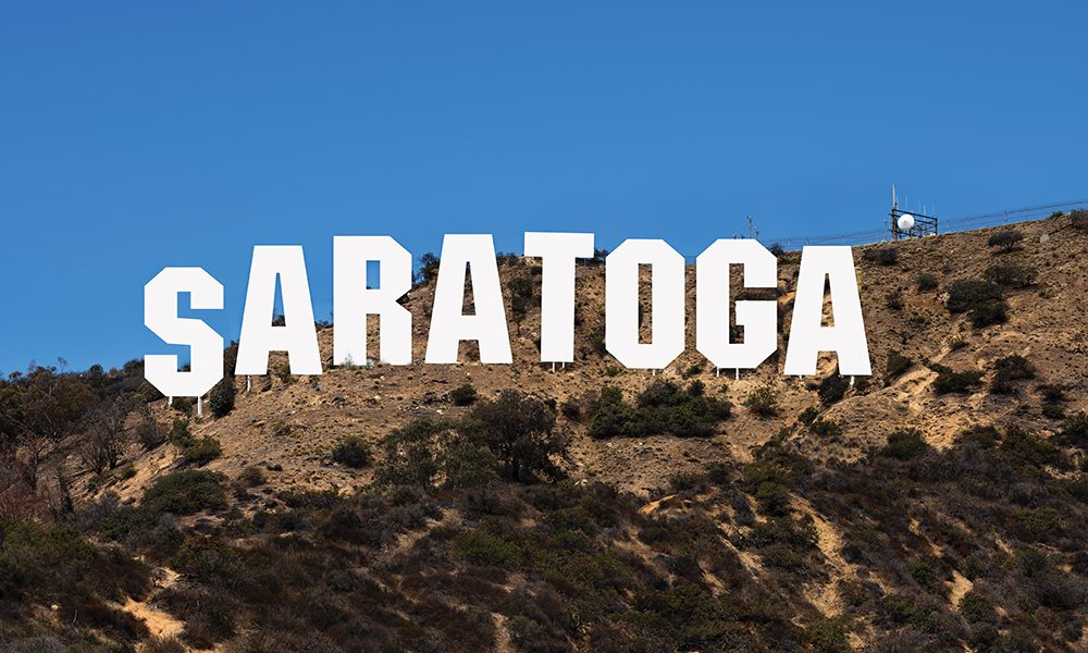 Saratoga Goes Hollywood