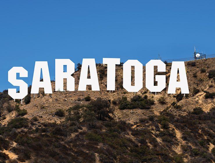 Saratoga Goes Hollywood
