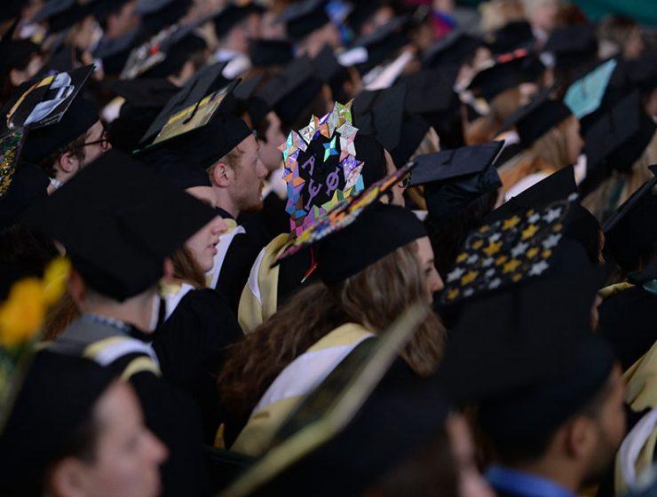 Skidmore College Graduation