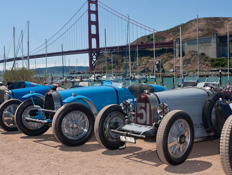 Bugatti International Tour