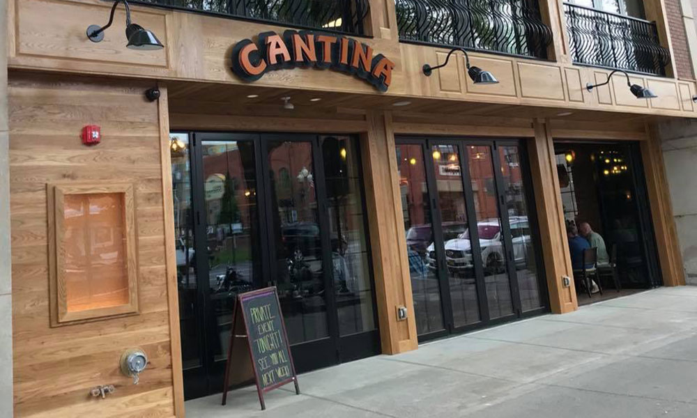 Cantina Saratoga