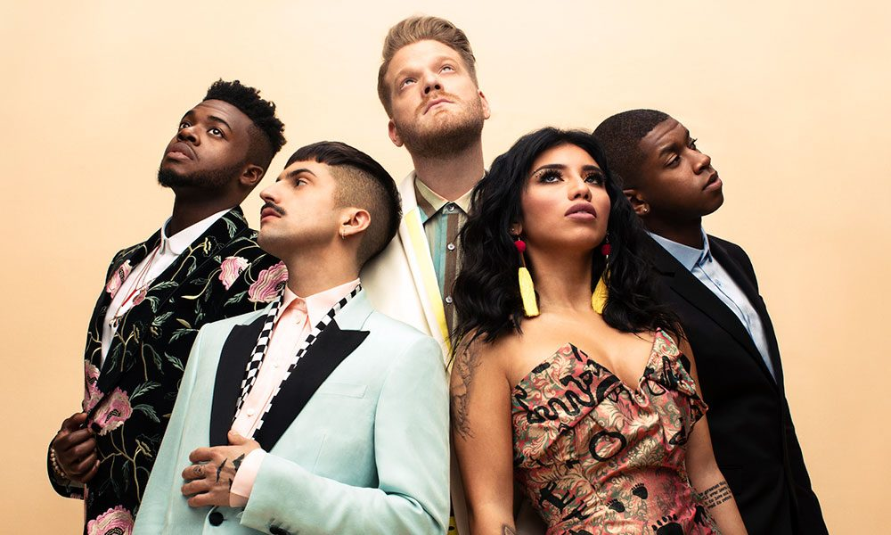 EXCLUSIVE: Grammy-Winning A Cappella Group, Pentatonix, Is A