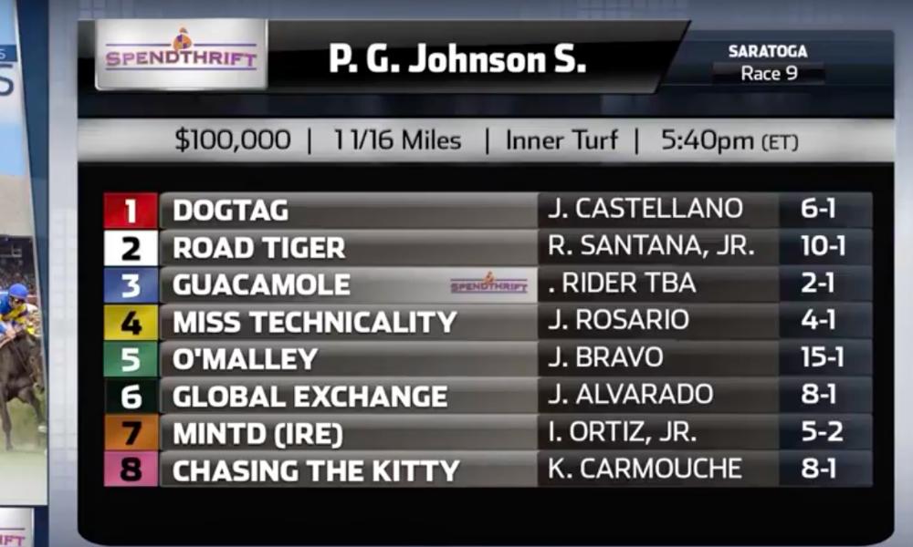 P.G. Johnson Stakes