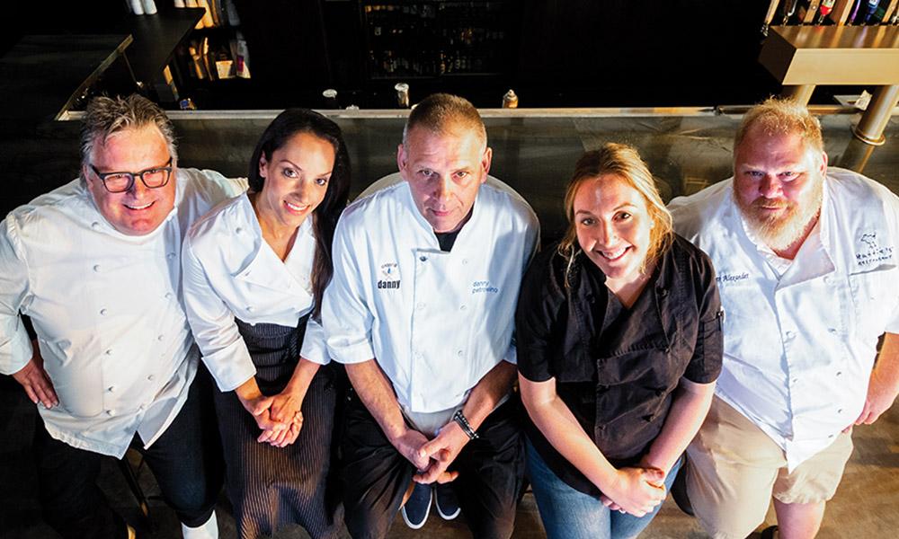 Saratoga Chefs