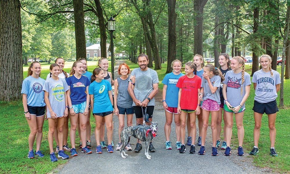 Saratoga Springs High School Cross-Country Team