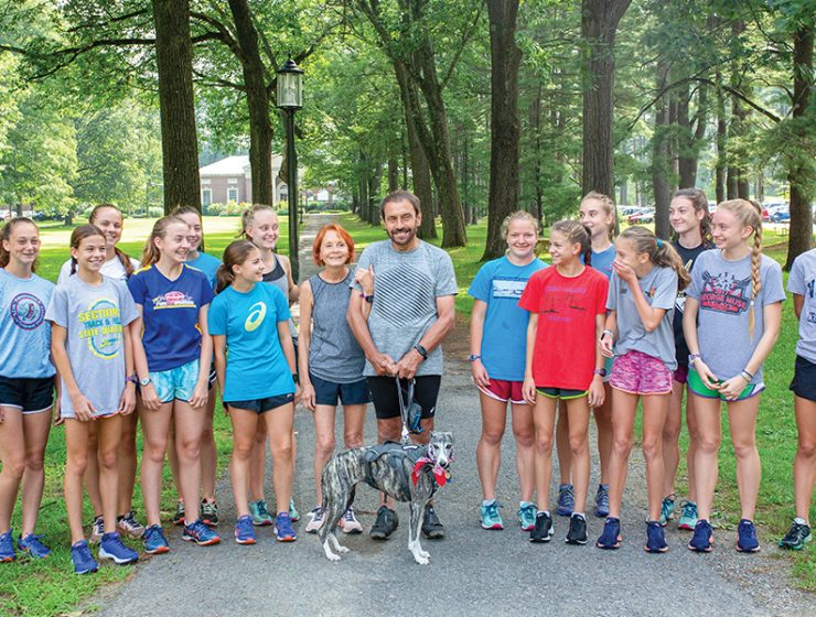 Saratoga Springs High School Cross-Country Team