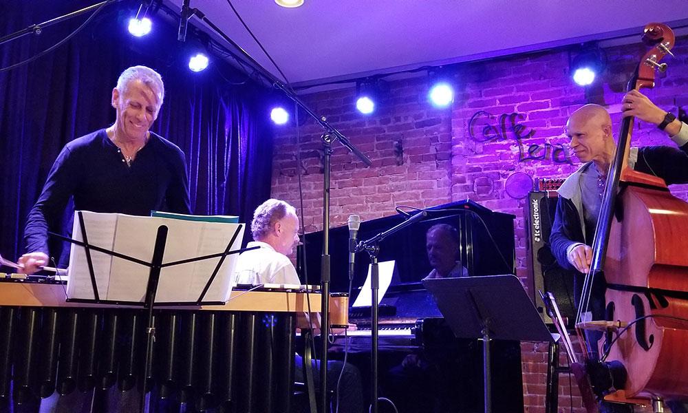 Jazz at Caffe Lena