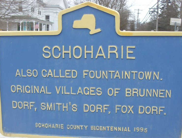 Schoharie Limo Crash