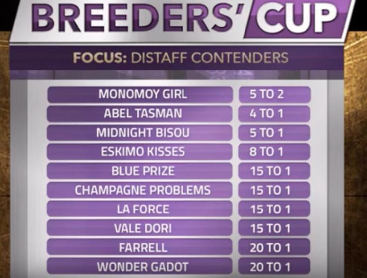 Breeders' Cup Distaff
