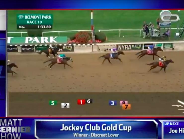 jockey club gold cup