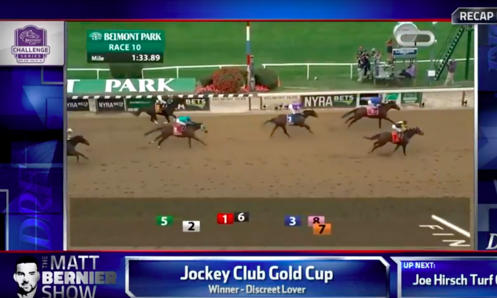 jockey club gold cup