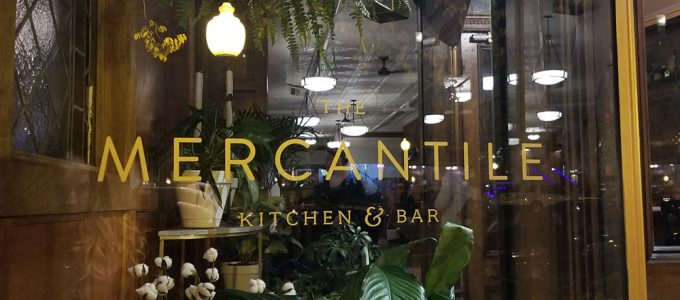 Mercantile Kitchen & Bar
