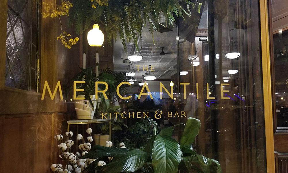 Mercantile Kitchen & Bar