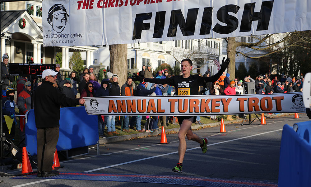 Chris Dailey Turkey Trot