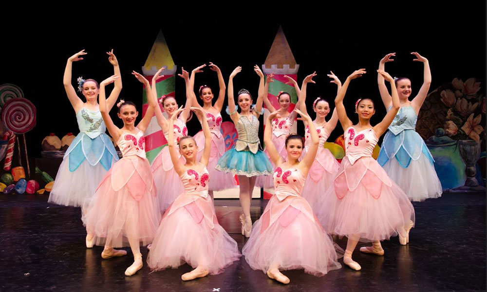 Saratoga City Ballet