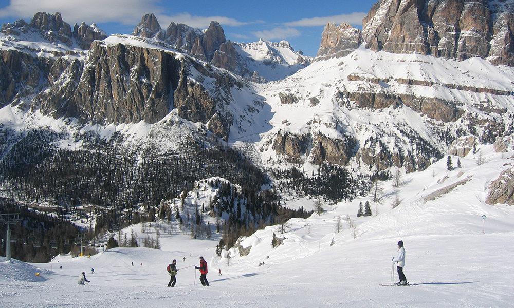 Italian Alps Ski Trip