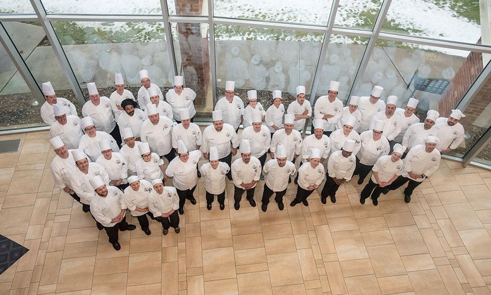 Skidmore College Food Competition