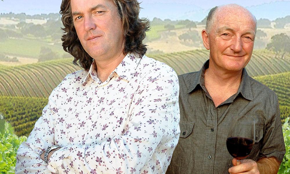 Oz & James Big Wine Adventure