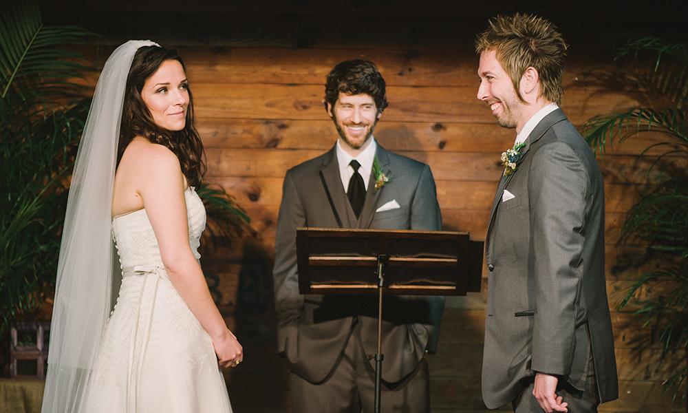 Officiating Saratoga Weddings