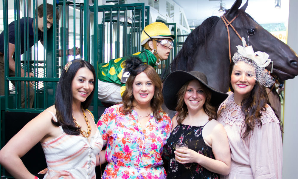 Where To Watch The Kentucky Derby In Saratoga This Saturday