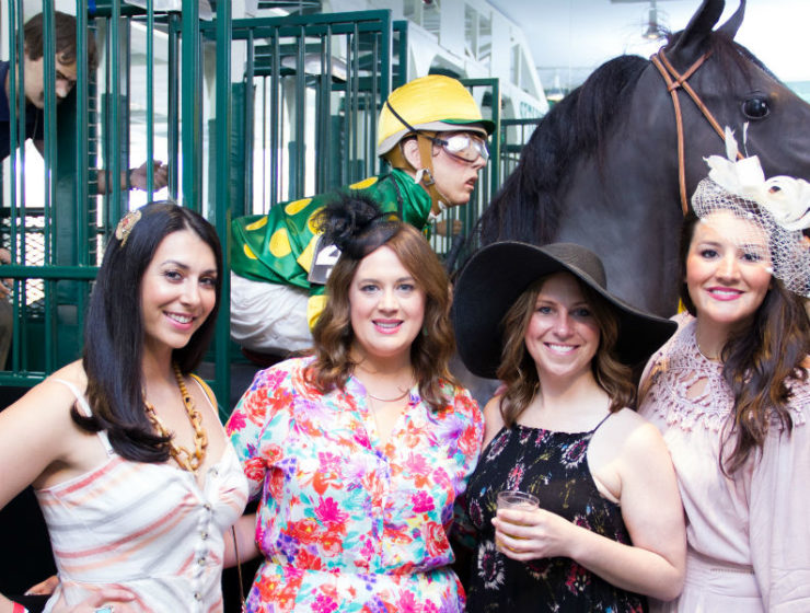 The Derby Party