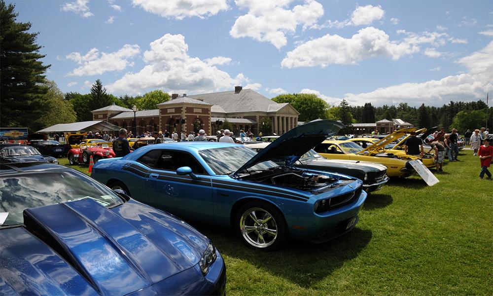 Spring Auto Show