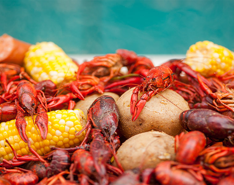 Hattie's Annual Crawfish Boil