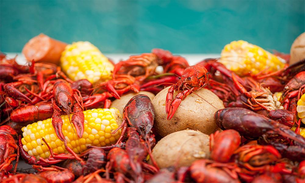 Hattie's Annual Crawfish Boil