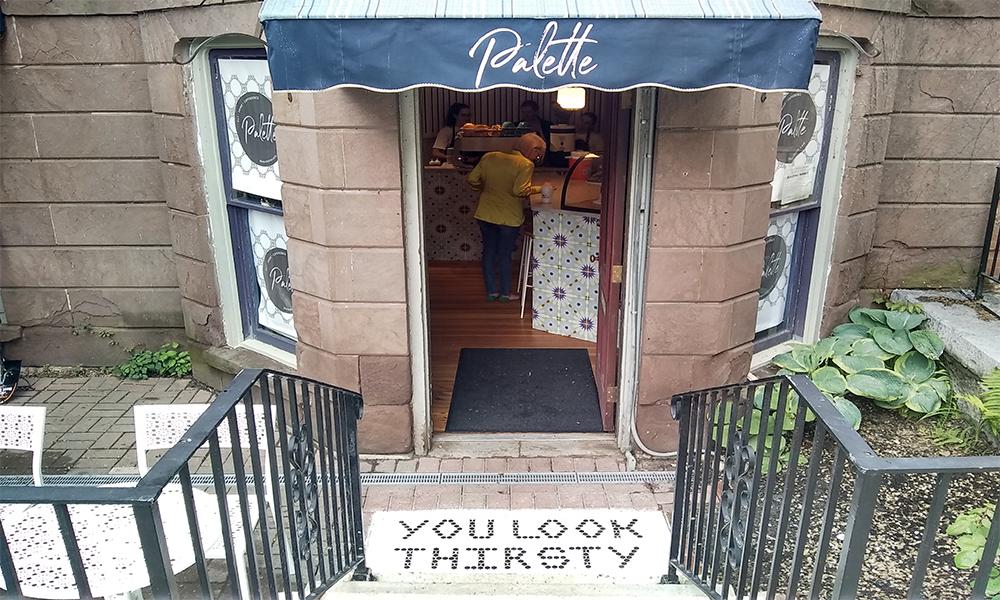 Palette Cafe