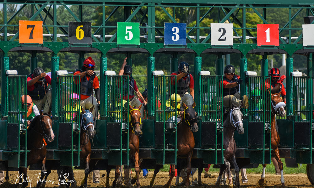 Saratoga Race Course Giveaways
