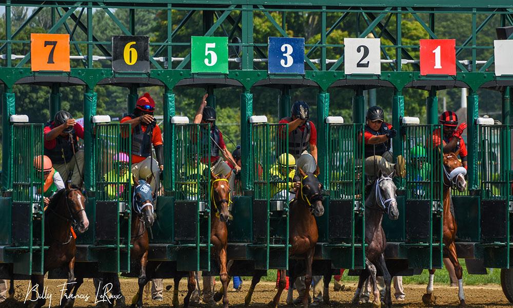 Saratoga Race Course Giveaways