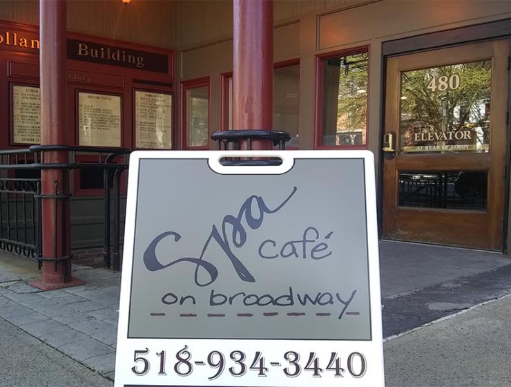 Spa Café