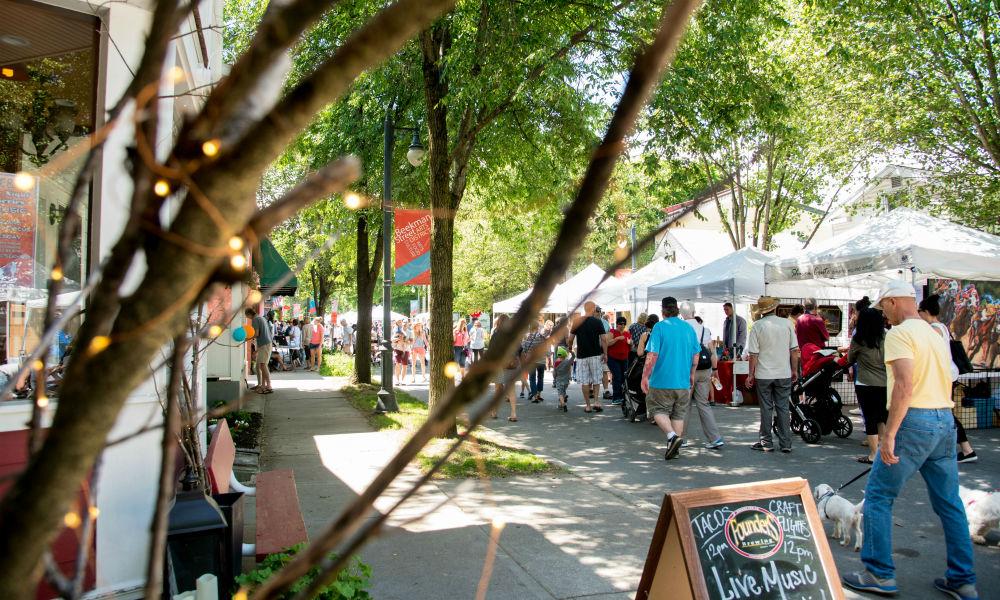 Beekman Street Art Fair