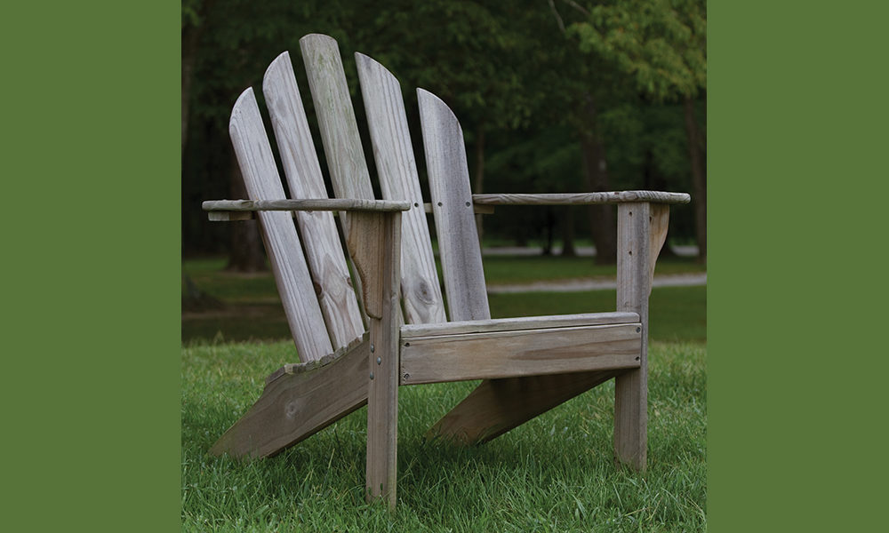 The Making Of Adirondack Chair