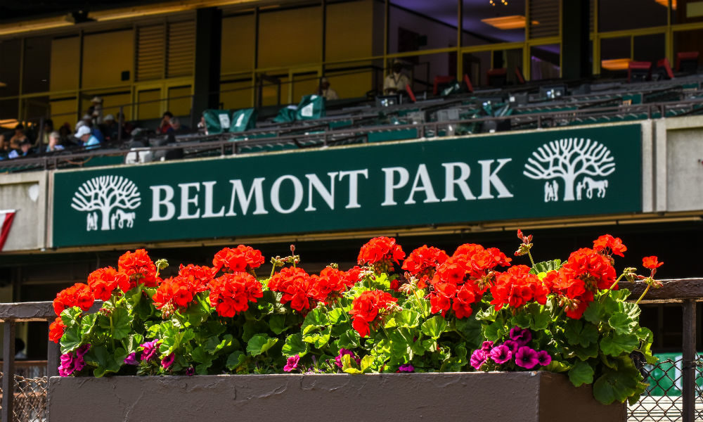 Daily Racing Form Racing Will Remain At Belmont Through